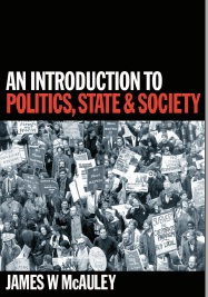 An Introduction To Politics, State, Society