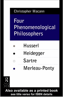 Four Phenomenological Philosophers
